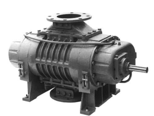 mechanical booster vacuum pump max. 21 600 m&sup3;/h | MD 1200 series Tuthill Vacuum &amp; Blower Systems