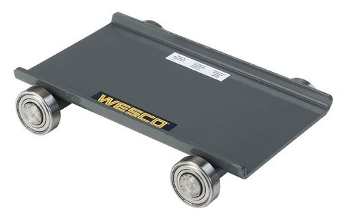 metal dolly max. 10 000 lbs  Wesco