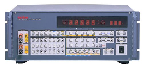 multi-function calibrator for electrical measuring instruments max. 1 000 V, max. 2 A | STD5000M Sanwa Electric Instrument