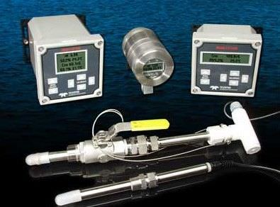multi-parameter liquid analyzer: pH, conductivity, ORP, dissolved oxygen LXT series TAI