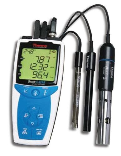 multi-parameter liquid analyzer: pH, conductivity, ORP, dissolved oxygen In-Situ