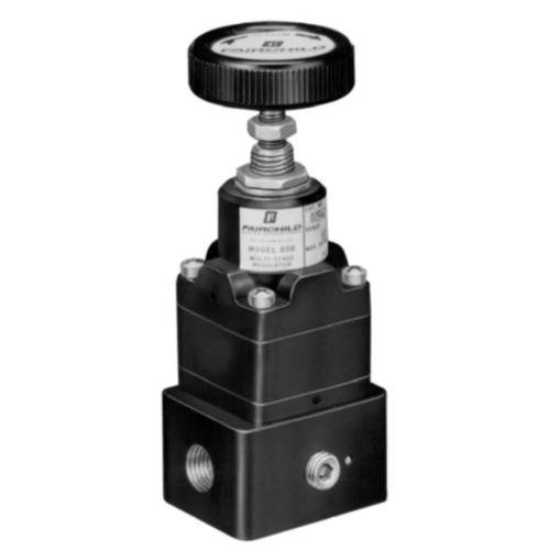 multi-stage compact high precision pressure regulator max. 17 bar, 23.8 m³/h | M80 series FAIRCHILD