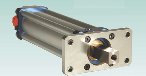 non-rotating double acting pneumatic cylinder ISO, max. 10 bar,max. 860 N | HP.S.50 series DADCO
