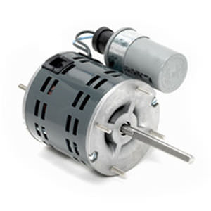 permanent split capacitor single-phase asynchronous electric motor max. 0.25 HP, max. 3 450 rpm | SPP33P SolidPower™ Plus Electrocraft