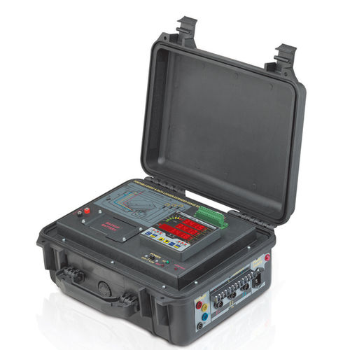 portable power quality analyzer with data-logger EDL175/EDL174XR SATEC