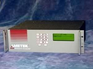 process moisture analyzer 5830 series AMETEK Process Instruments