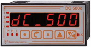 programmable process meter IP65 | DC500 series Thermosystems