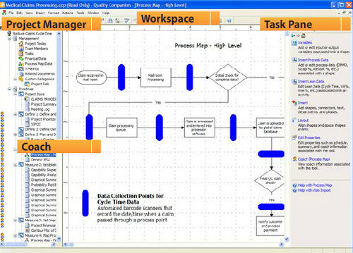 project management software Quality Companion 3 MINITAB Ltd