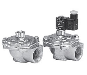 pulse jet solenoid valve for bag dust collector 3/4%u201D, 1%u201D, 1-1/2%u201D | 2073 Clark