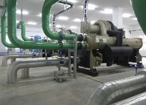 refrigeration plant LUWA