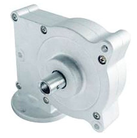 right angle worm gear reducer 1:26 | D1304 series I.CH MOTION CO.,LTD