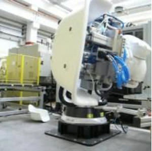 robotic handling cell Gaiotto Automation