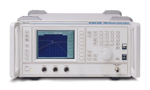 scalar network analyzer (SNA) 3 - 46 GHz | 6820A Series AEROFLEX
