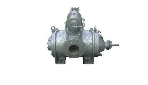 screw pump for fluid with lubricating properties 500 m³/h, max. 50 bar Roto pumps ltd.
