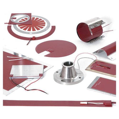 self-adhesive silicone flexible heater 1.5 - 1 000 W Vulcanic