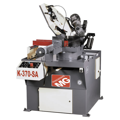 semi-automatic horizontal band saw K-370-SA TRONZADORAS MG