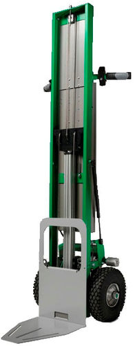 semi-electric stacker max. 75 kg, max. 1 100 mm | lde75 H.E.S