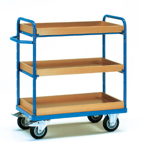 shelf cart 400 - 500 kg fetra