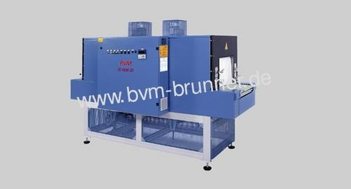 shrink tunnel 8.4 - 50.4 kW | SC series BVM Brunner