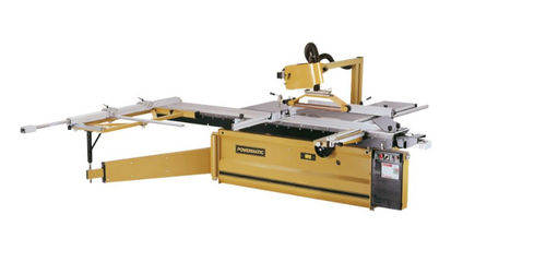 sliding table saw 16 "