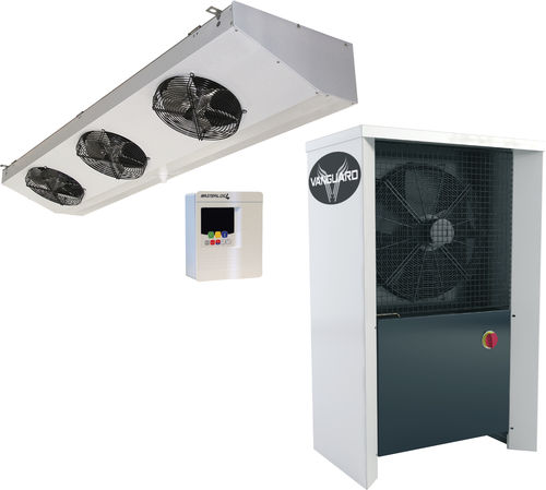 split system refrigeration unit 0.5 - 12.2 kW | SPLIT VANGUARD Heatcraft Europe : Friga-Bohn - HK Refrigeration -