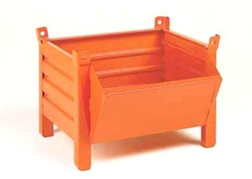 stackable steel storage bin 500 kg - 1 000 kg | SL 011/130/201 Sall