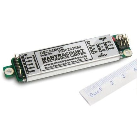 strain gauge signal conditioning card 5 VDC | DSC Mantracourt Electronics Ltd