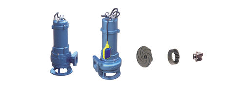 submersible wastewater pump MP DeTech Pumps Company Ltd.