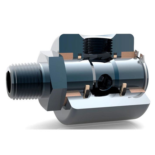 swivel joint max. 7 000 psi | series 002 Rotary Systems, Inc.