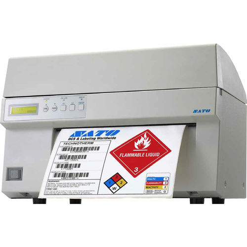 thermal transfer label printer max. 5 in/s, 305 dpi | M10e SATO America