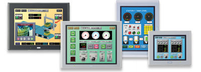 touch screen HMI terminal 8.4 - 12.1 '' IDEC USA