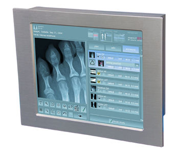 "Touch screen industrial panel PC - 19"", Core® i7-620M, 2.66 GHz"