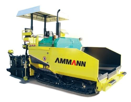 tracked asphalt paver 2 550 - 6 500 mm | AWT 500 E/G Ammann