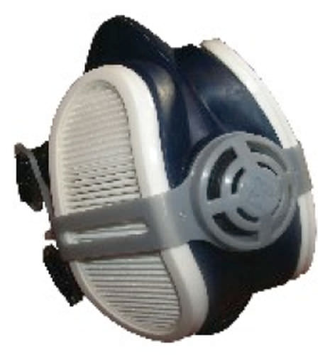 twin filter half-mask respirator EN 140, EN 143 | ELIPSE INFIELD SAFETY