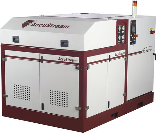 ultra high pressure piston pump for water-jet cutting 150 hp | AS series Accustream