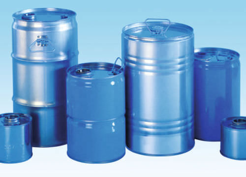 UN-certified steel drum 1.5 - 32.5 l Müller AG Cleaning Solutions Pharma - Reinigungsan