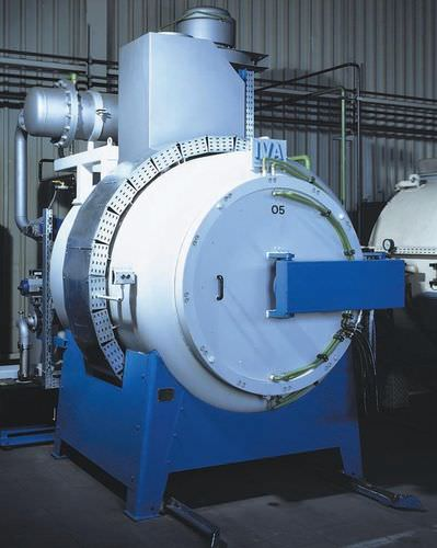 vacuum furnace for tempering, annealing max. 750 °C | RH...RVe/g series IVA  Industrieöfen