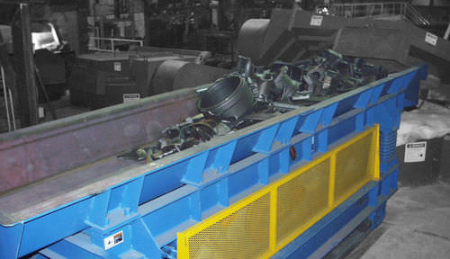 vibrating conveyor for metallurgical industry Mill Power Incorporated