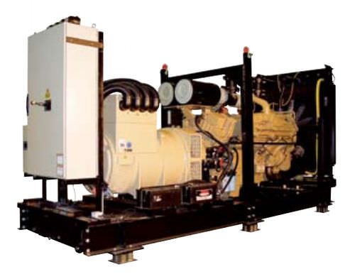 water-cooled diesel engine generator set 630 - 2 000 kVA Powertecnique