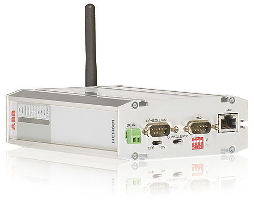 wireless gateway RER601 ABB Oy Distribution Automation
