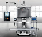 Semi-automatic assembly line / handling / pallet SmartRobComau COMAU S.p.A. - Powertrain Systems
