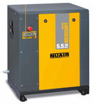 air compressor / transportable / electrically-powered / screw