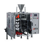 vertical bagging machine / VFFS / for the food industry / servo-driven