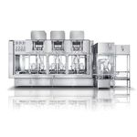liquid dosing unit / for the pharmaceutical industry