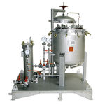 NBC (nuclear, biological, chemical) filtration unit / for liquids / gas / modular