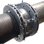 manual clamp / steel