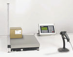 volume measuring system / weight / length / laser