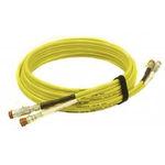 hydraulic hose / polyurethane / double