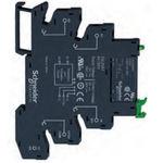 modular solid state relay / miniature / slim / DIN rail