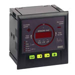 Electronic relay / frequency / synchronizing / flush-mount SYNCRO 96C IME Spa